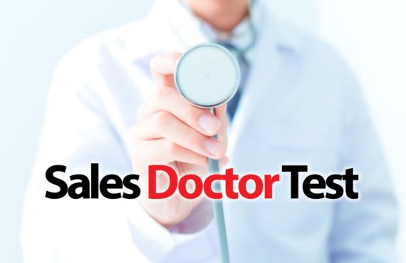 Sales Doctor Test
